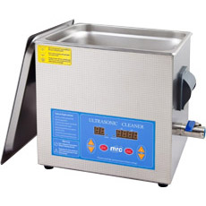 MRC DC-250H Digital Ultrasonic cleaner
