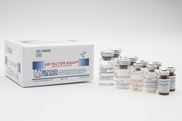 vW Factor Assay 1