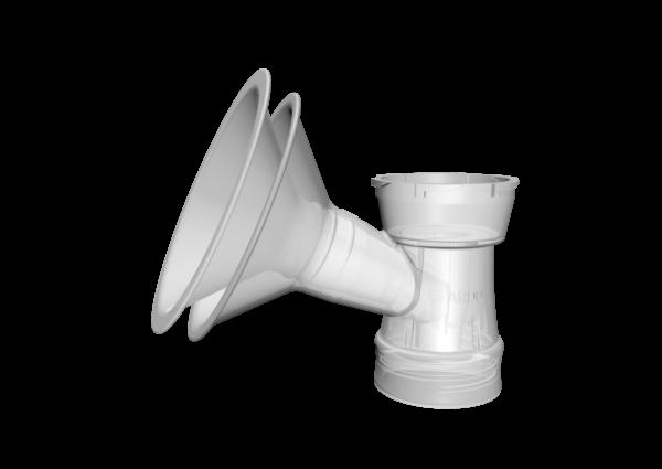 Breast_shell_26mm_insert_22mm_transparent