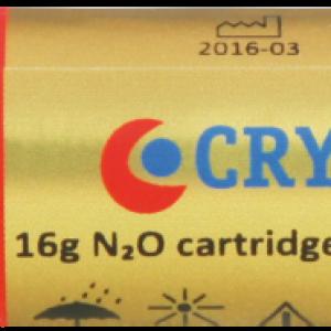 CryoIQ Gas Cartridge